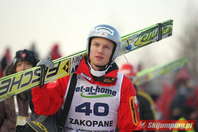 David Zauner - fot. Tadeusz Mieczyński