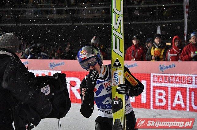 Adam Małysz - fot. Anna Szczepankiewicz