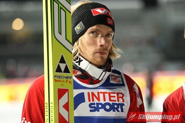 Bjoern-Einar Romoeren - fot. Tadeusz Mieczyński