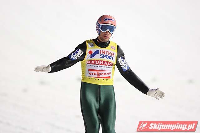 Andreas Kofler - fot. Tadeusz Mieczyński