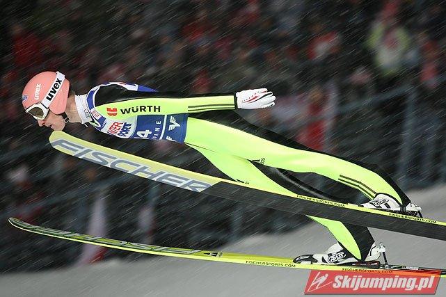 Severin Freund - fot. Tadeusz Mieczyński