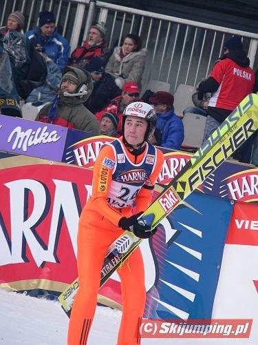 Kamil Stoch - fot. Tadeusz Mieczyński