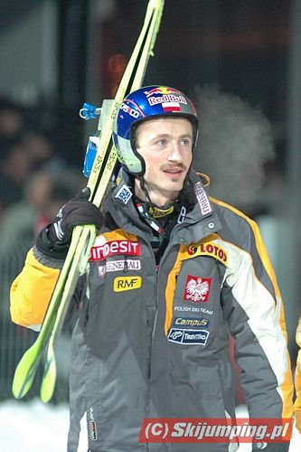 Adam Małysz - fot. Adrian Gładecki