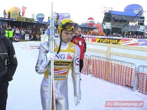 Janne Ahonen - fot. Skijumping.pl