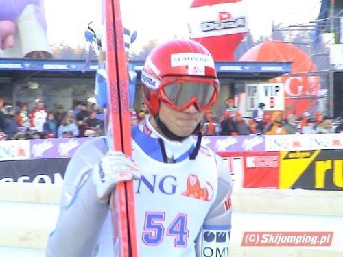 Florian Liegl - fot. Skijumping.pl