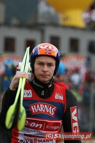 Anders Jacobsen - fot. Tadeusz Mieczyński