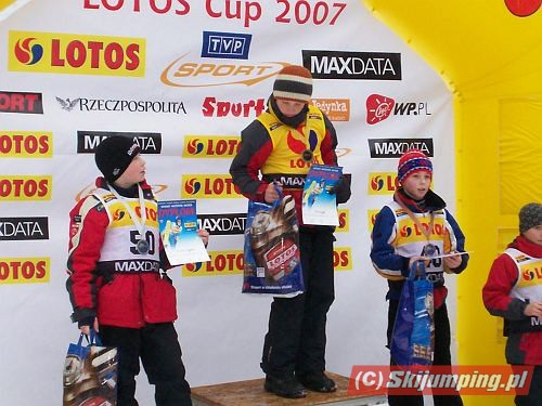 005 Podium junior D
