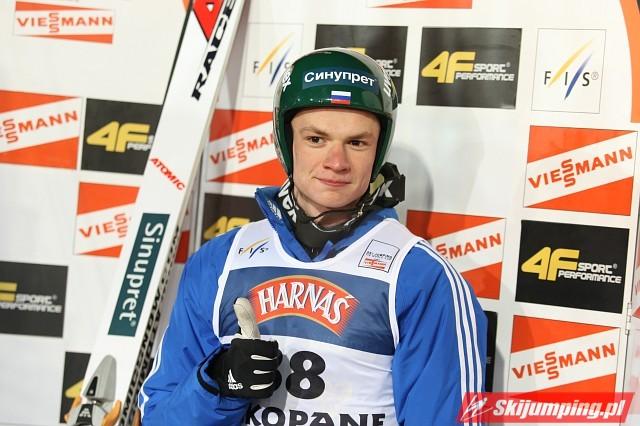 Denis Korniłow - fot. Tadeusz Mieczyński