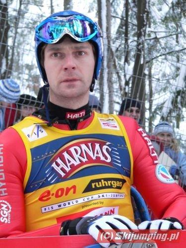 Janne Ahonen - fot. Tadeusz Mieczyński